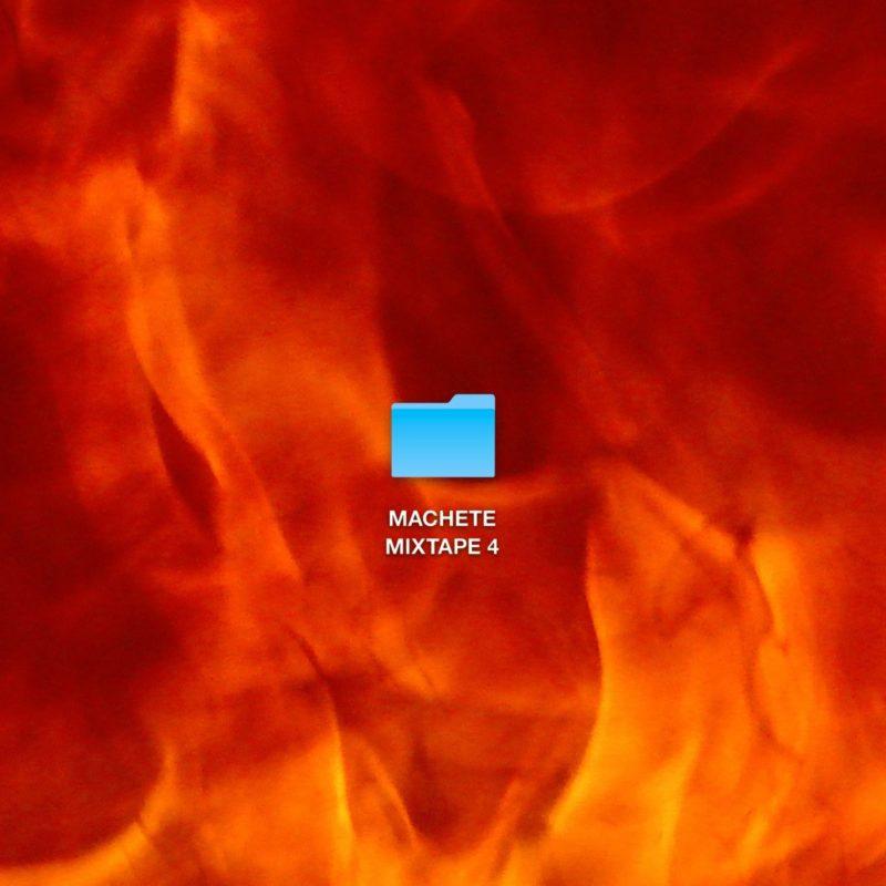Machete Mixtape 4 si certifica Disco d'Oro