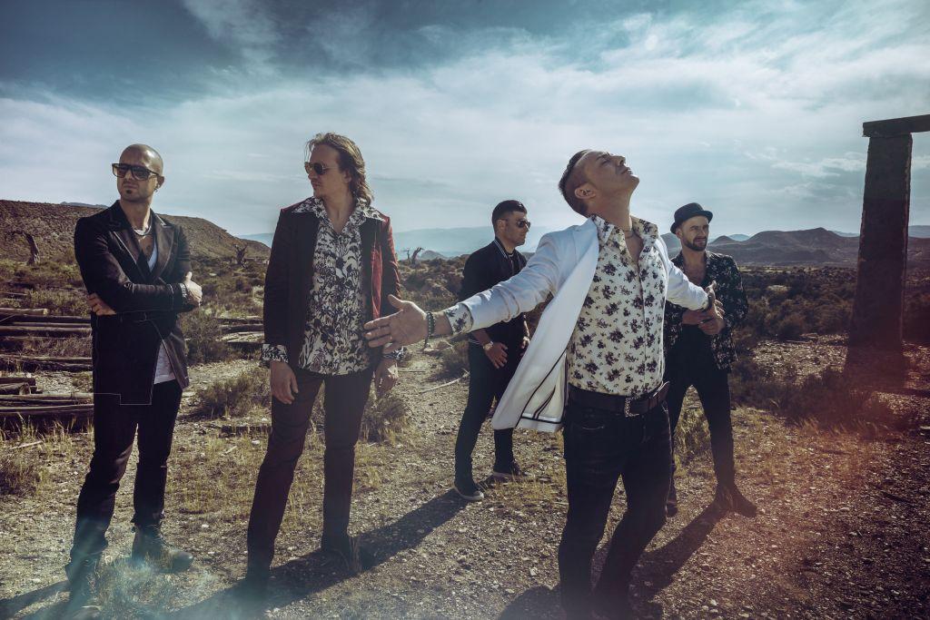 Modà tornano in tour, nuovo album il 4 ottobre