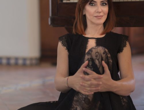 Giuseppina Torre accompagna i passeggeri Alitalia