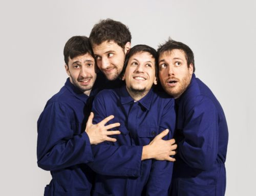 Gli Eugenio in Via Di Gioia anticipano il Festival ed escono con il loro nuovo album