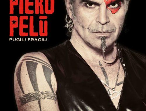 Piero Pelù festeggia 40 anni si musica, esce 'Pugili Fragili'