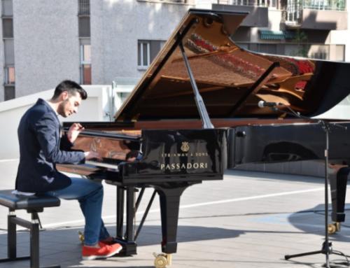 Esce il 28 maggio 'Apple Tree' raccolta di otto brani del pianista e compositore Francesco Lippelli