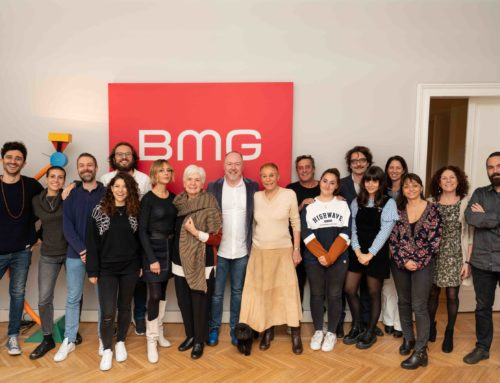 Ornella Vanoni firma con BMG e registra un nuovo album