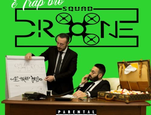 In digitale e streaming 'è Trap bro' del duo pugliese SquadDrone
