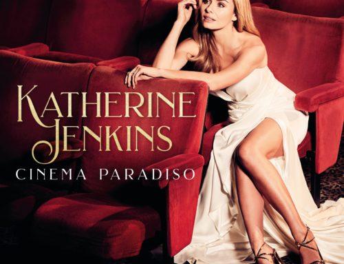Alberto Urso duetta con Katherine Jenkins nella title track 'Cinema paradiso'