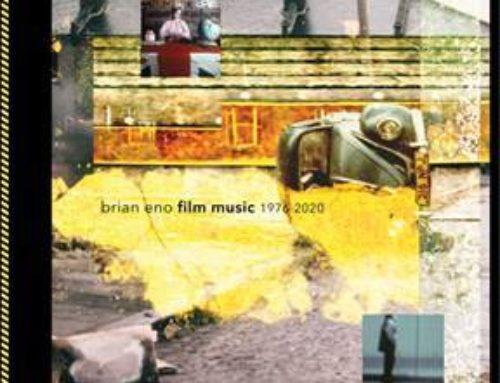 Brian Eno pubblica 'Film Music 1976-2020', raccolta che comprende le sue colonne sonore attraverso cinque decenni
