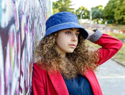 Con 'Sui tetti di Roma' la giovanissima Rebecca racconta il suo lockdown