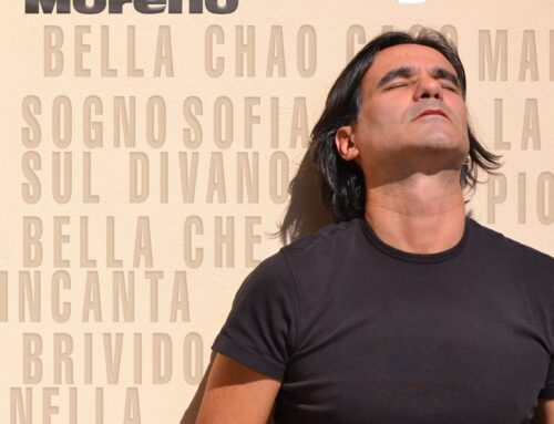 'Brivido nella bufera' il nuovo singolo di Diego Moreno estratto dall'album 'Singoli'