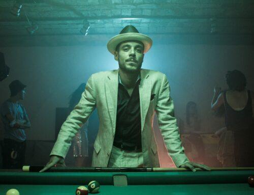 Ras Mat-I dedica un brano e un video al mitico cappello 'Borsalino'
