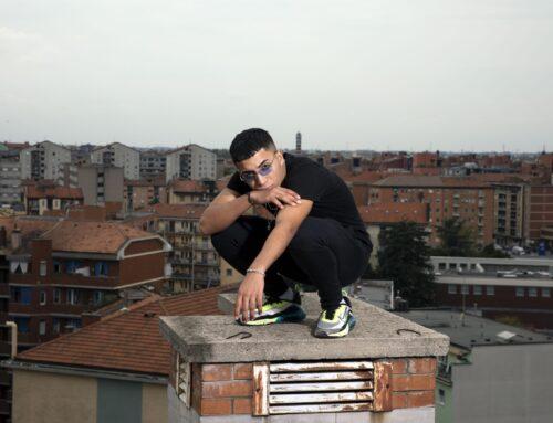 Il giovane rapper Neima Ezza descrive il quartiere dove è nato nel suo primo Ep 'Perif'