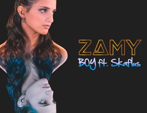 'Boy' il nuovo singolo della giovane cantautrice Zamy feat. Skaflus