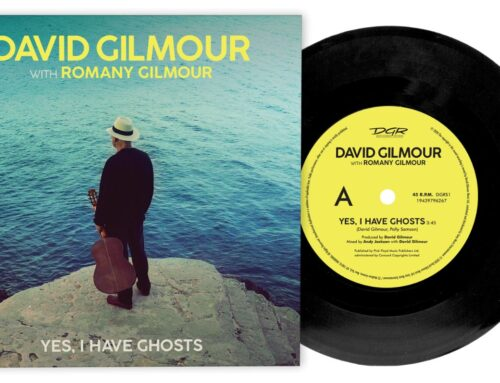 Disponibile l'edizione limitata in vinile di 'Yes, I Have Ghots' di David Gilmour