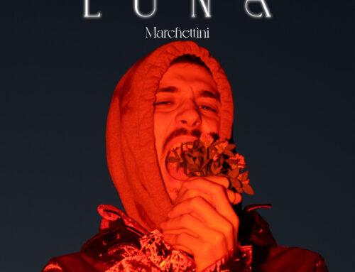 Il cantautore milanese Marchettini torna con il singolo 'Luna' ispirandosi al dizionario Treccani