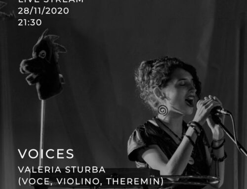 Valeria Sturba presenta in streaming 'Voices' all'Electroclassic Festival