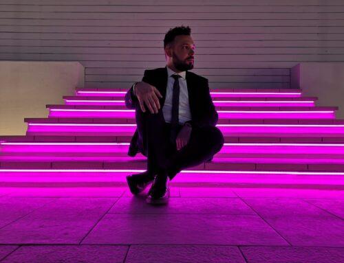 Il video di 'Veleno' estratto dall'album 'Un anno in più' del cantautore siciliano Gero