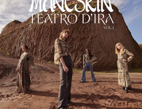 Esce il 19 marzo il nuvo album dei Måneskin 'Teatro d'ira – vol. 1'