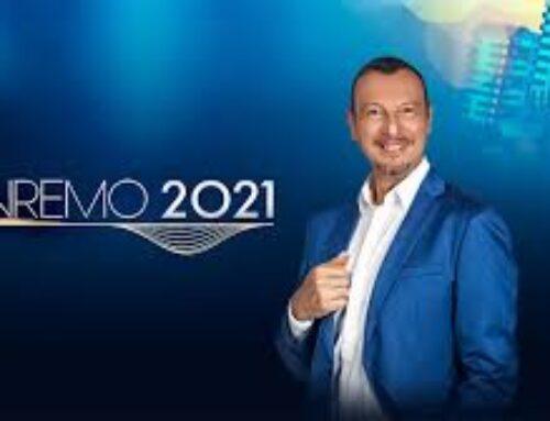"""Sanremo 2021, Amadeus: """"felice e orgoglioso per quello che stiamo facendo. C'è gente disperata""""."""