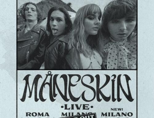 I Måneskin raddoppiano il concerto al Mediolanum Forum di Milano