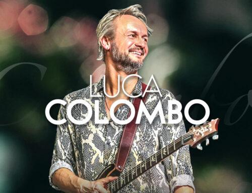 Luca Colombo organizza per sabato 24 aprile un master di Chitarra Moderna