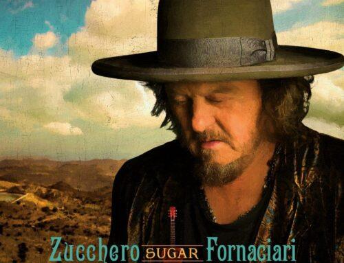 Il ritorno di Zucchero 'Sugar' Fornaciari con il  nuovo album 'Inacusatico D.O.C. & More' in uscita il 14 maggio