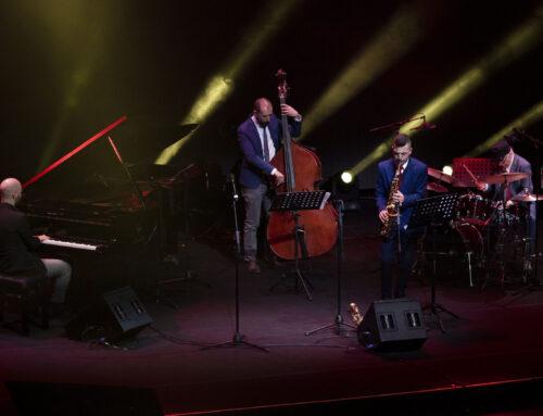 Vittorio Cuculo incontra i Sassofoni della Filarmonica Sabina 'Foronovana'