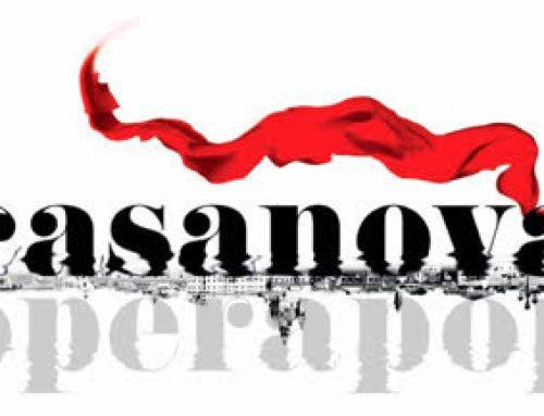 'Casanova Opera Pop' di Red Canzian debutterà il 21 gennaio a Venezia