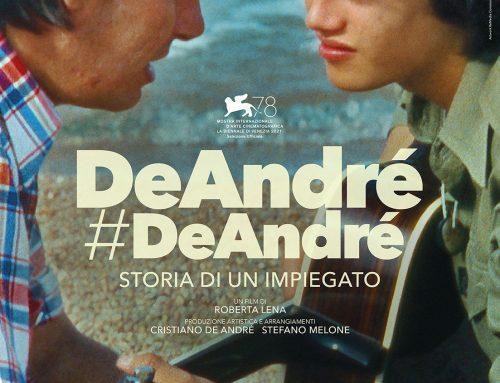 'DeAndré#DeAndré Storia di un impiegato' fuori concorso alla 78/ma Mostra del Cinema di Venezia