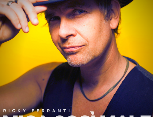 'Mica così male', il nuovo singolo di Ricky Ferranti che ironizza sul modo di vivere una relazione