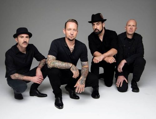 I danesi Volbeat pubblicano il singolo 'Becoming' estratto dall'album 'Servent of the Mind' in  uscita il 3 dicembre
